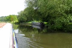 Comberton Moorings - upstream of Nafford Lock