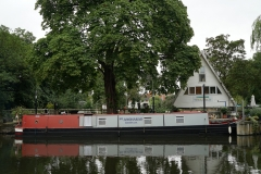 Evesham Lock House