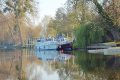 Angel Pub Moorings Pershore