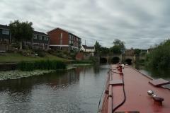 upstream of Avon Lock