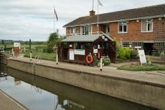 Avon Lock Tewkesbury