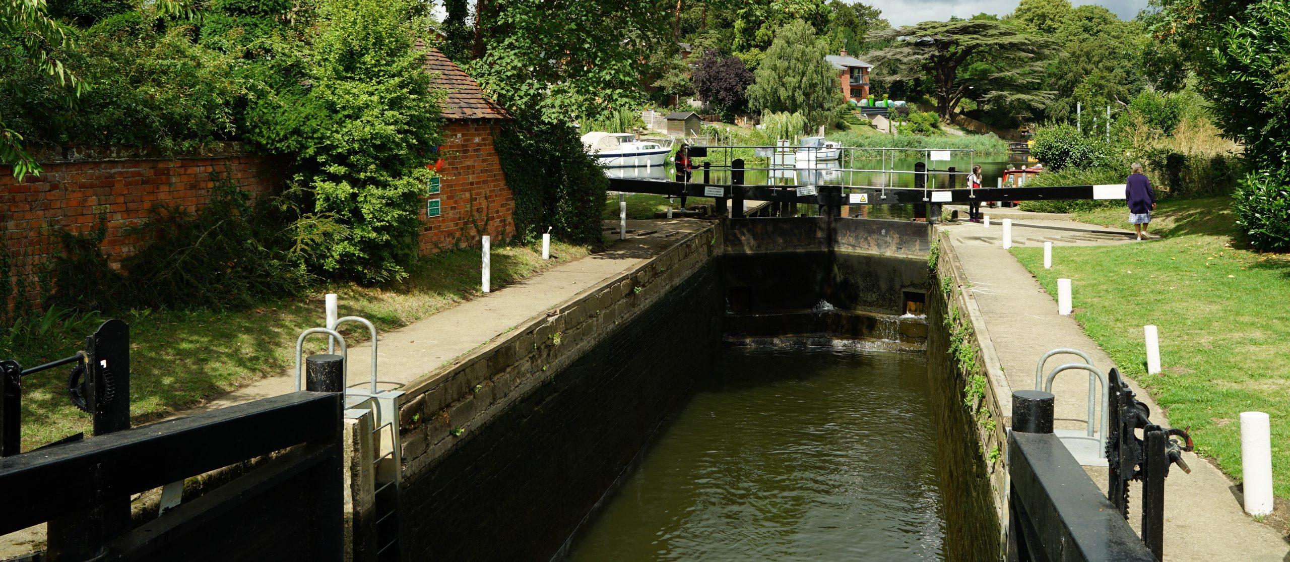 Evesham Lock