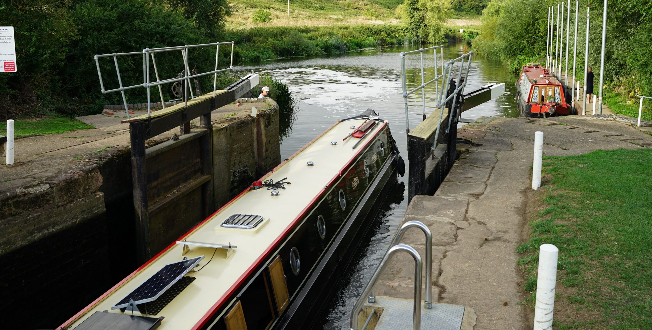 Nafford Lock